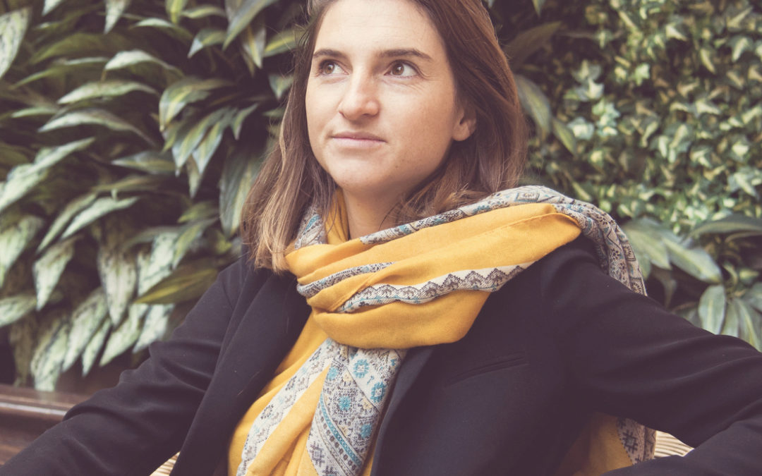 Joséphine Goube, Techfugees : parce que nous pourrions tous être réfugiés un jour