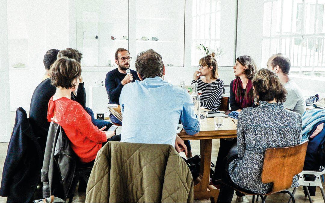 Sébastien Kopp, Veja : l'aventurier du commerce équitable
