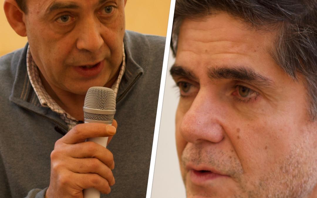 Patrick de Saint-Exupéry et Laurent Beccaria, Ebdo : «un journal pour ceux qui n'ont jamais lu de presse»