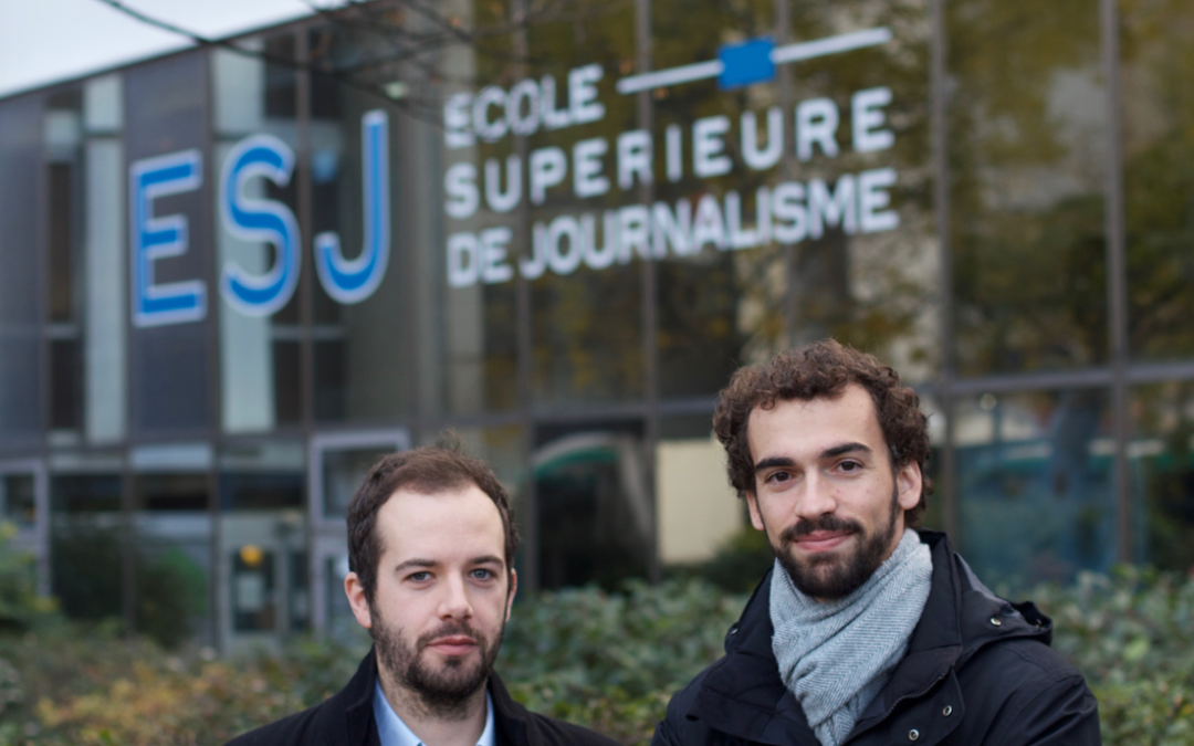 Baptiste Gapenne & William Buzy, La Part du Colibri : quand le journalisme est la solution