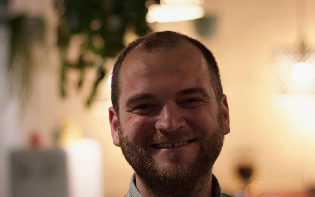 Paul Alarcon, Uzer : un boitier pour mieux trier, et mieux manger
