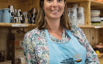 Diane Dupré la Tour, Les Petites Cantines : recréer du lien social autour de la table