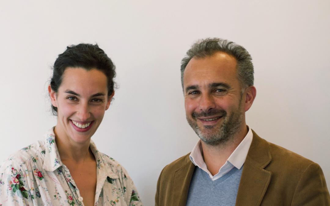 Ines Weber et Abdennour Bidar, Centre Sésame : réinventer la vie spirituelle de notre temps