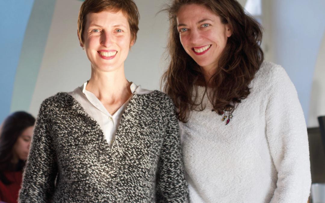 Sara Paubel et Stéphanie Merran, Ce Que Mes Yeux Ont Vu : « La culture est un bien de première nécessité »