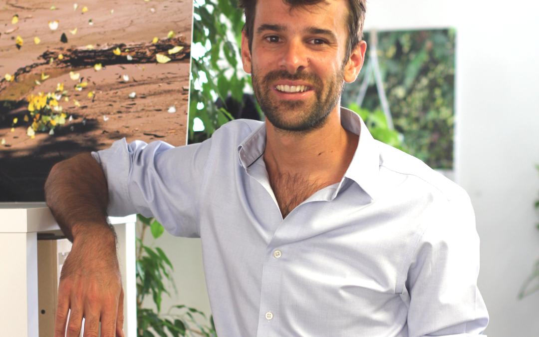 Pierric Jammes, Pur Projet : reconstruire la biodiversité de notre planète